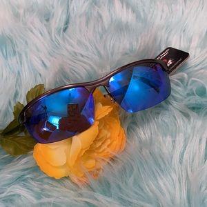 NEW! Men's Blue Lens No Fear Sunglasses